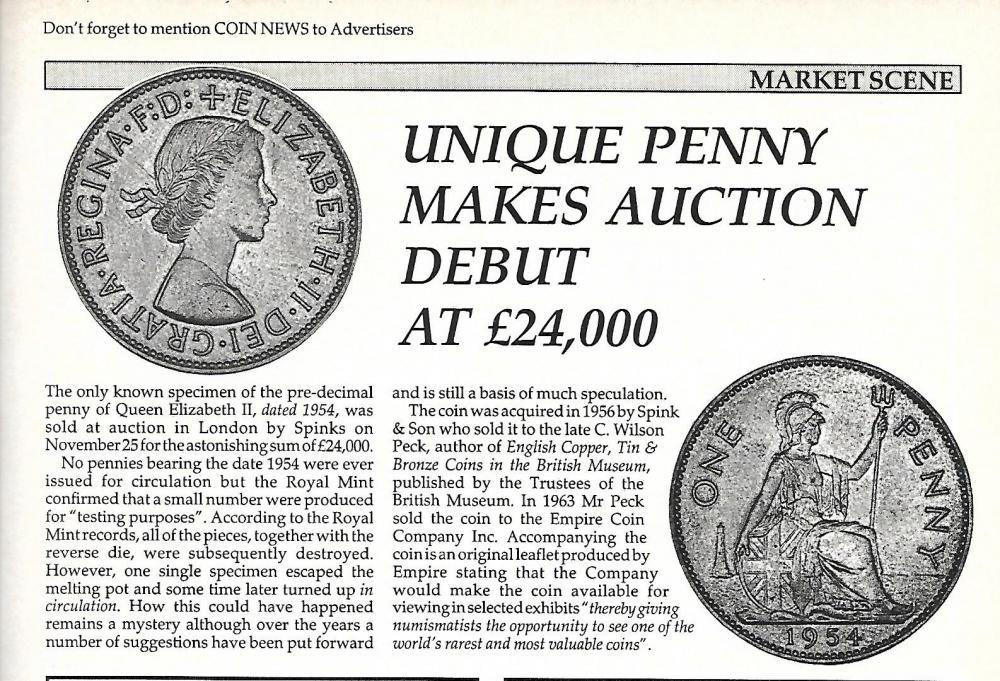1954 penny coin news Jan 92.jpg