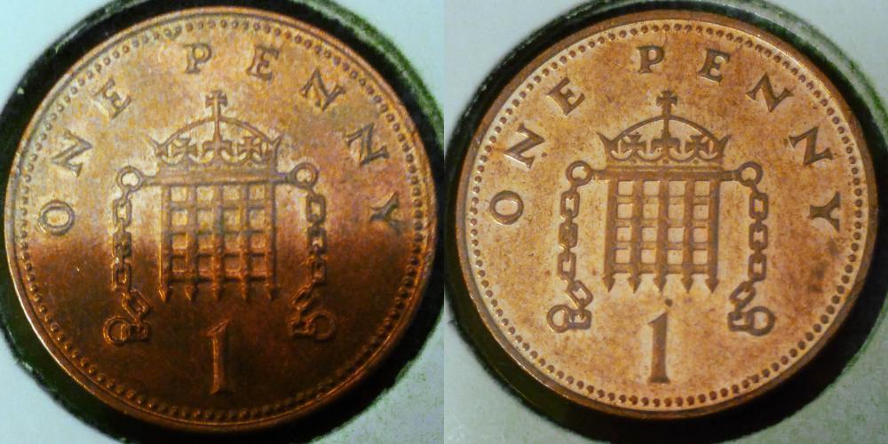 2007 Chain link filled pennies with die cracks online.jpg