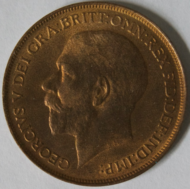 1912 penny coin value