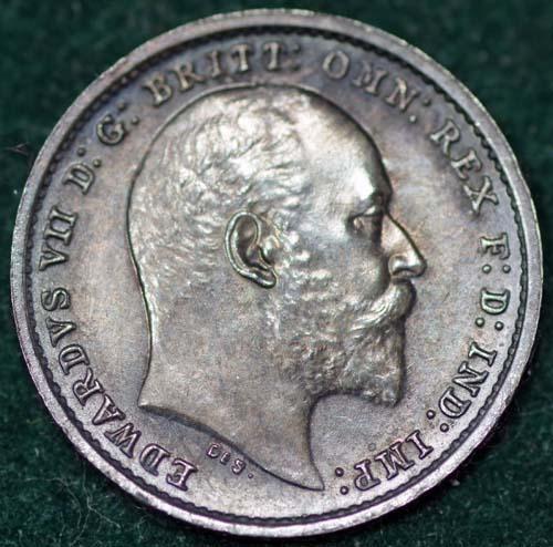 1903 Maundy 2d Obv