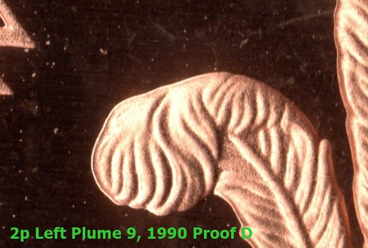 2p Left Plume 09, 1990 Proof D.jpg