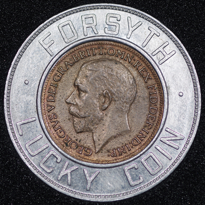 1917 George V Encased Farthing Forsyth Obv.jpg