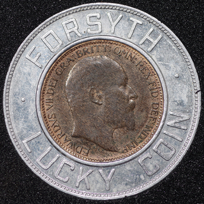 1905 Edward VII Encased Farthing Forsyth Obv 2.jpg