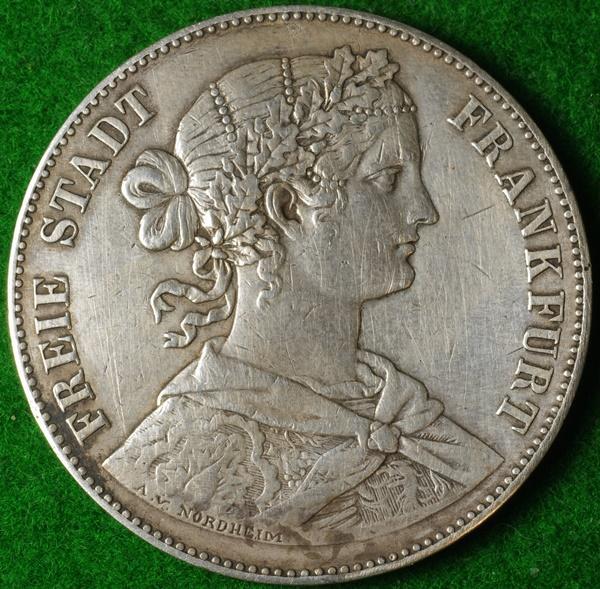 Frankfurt Thaler 1860 2 Red.JPG