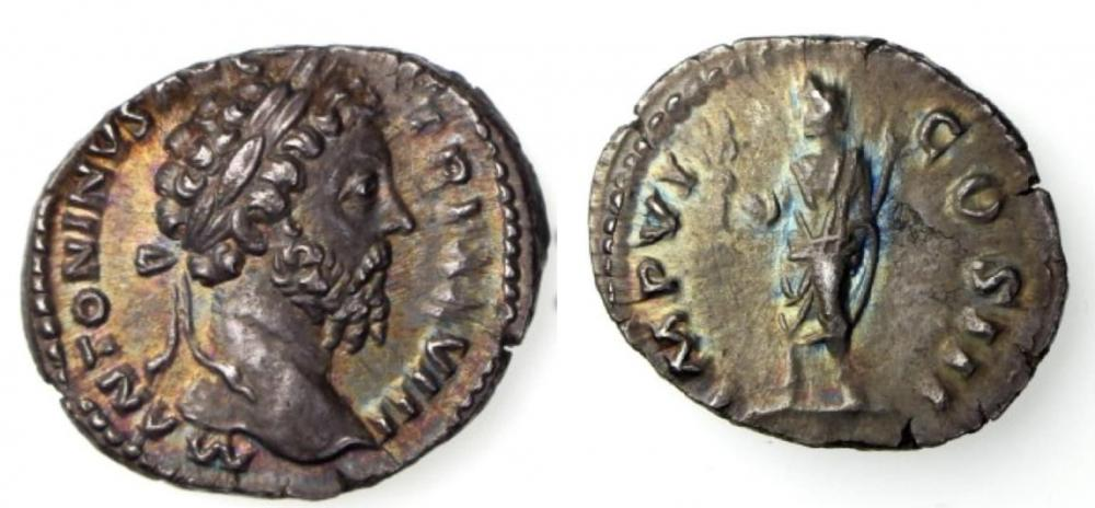 Marcus Aurelius silver Denarius.jpg