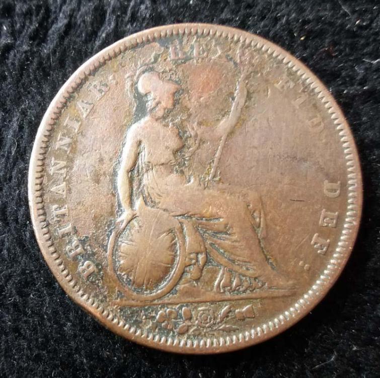 1831 Penny P1458 W.W  rev .jpg