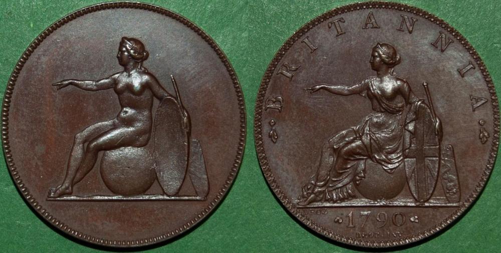 c2213 R28 1790 double reverse halfpenny bronzed - Copy.jpg