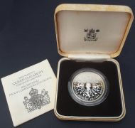 Crown 1980 Silver Proof