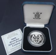 Crown 1990 (£5) Silver Proof