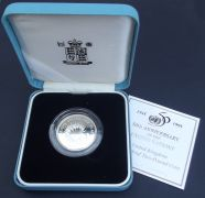 Two Pounds 1995 Silver Proof UN