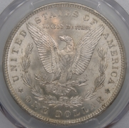 1886 US Dollar PCGS MS63