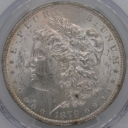 1879 US Dollar PCGS MS61