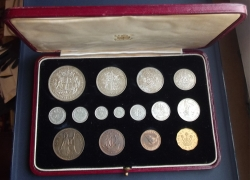 1937 Cased Proof Set