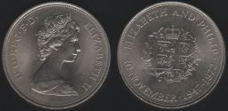 Crown 1972 Ch. UNC - BU REDUCED