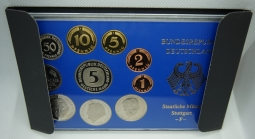 Germany 1996 Stuttgart Proof Set