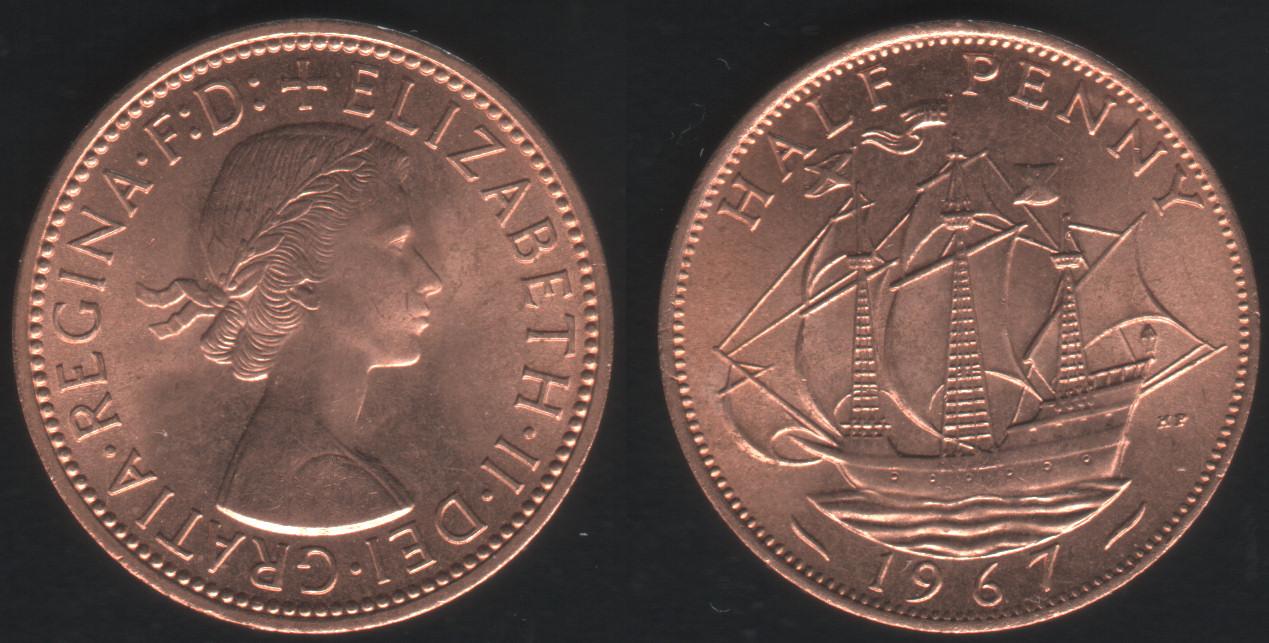 Half penny coin value 1967 - Bitcoin usd hourly chart