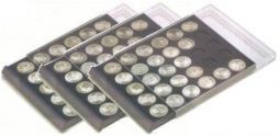 Coin Collector Kit 3: SAFE Coin Trays and Coin Envelopes